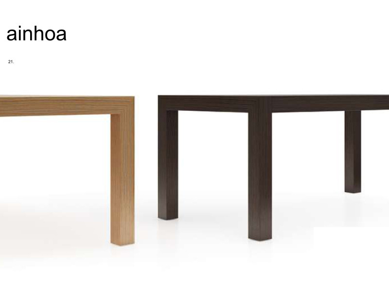 Mesas Bravo Design, fabricantes de mesas en Barcelona